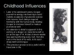 childhood influences4