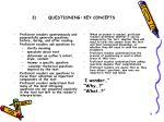 3 questioning key concepts