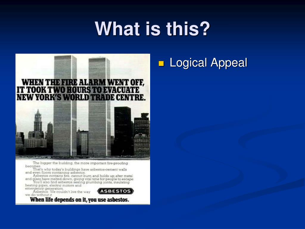 Logical Appeal