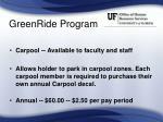 greenride program27