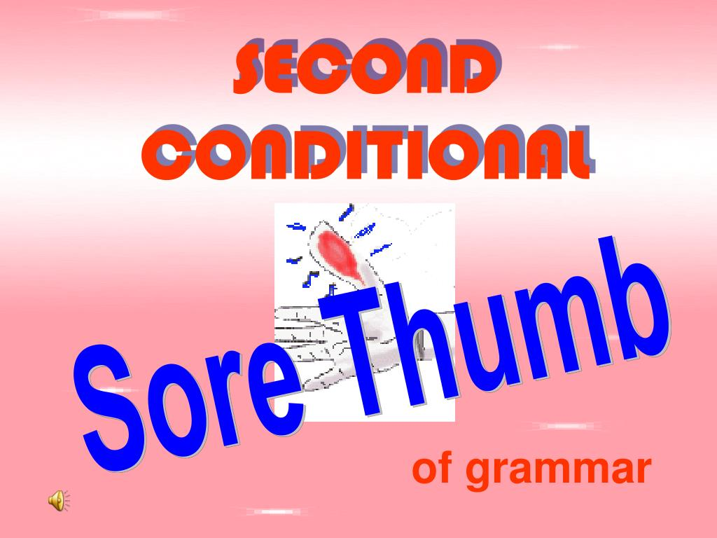second conditional l.