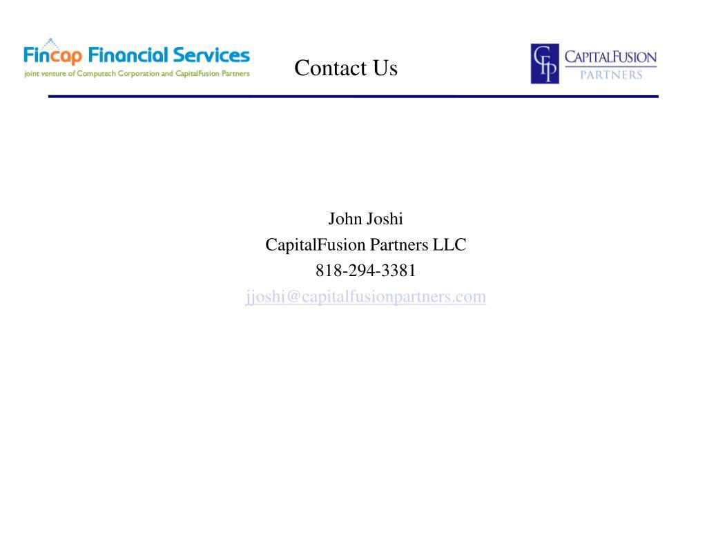 John Joshi