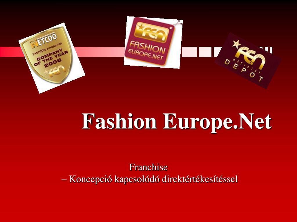 fashion europe net l.