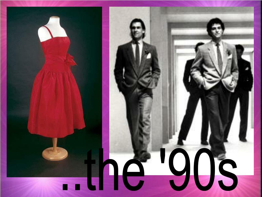 ..the '90s