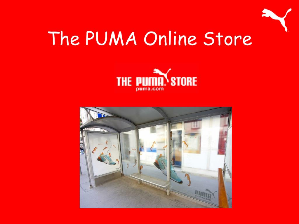 The PUMA Online Store