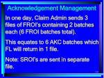 acknowledgement management120