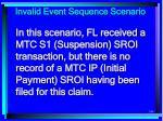 invalid event sequence scenario194