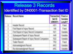 release 3 records24