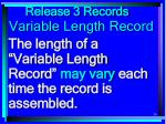 release 3 records26
