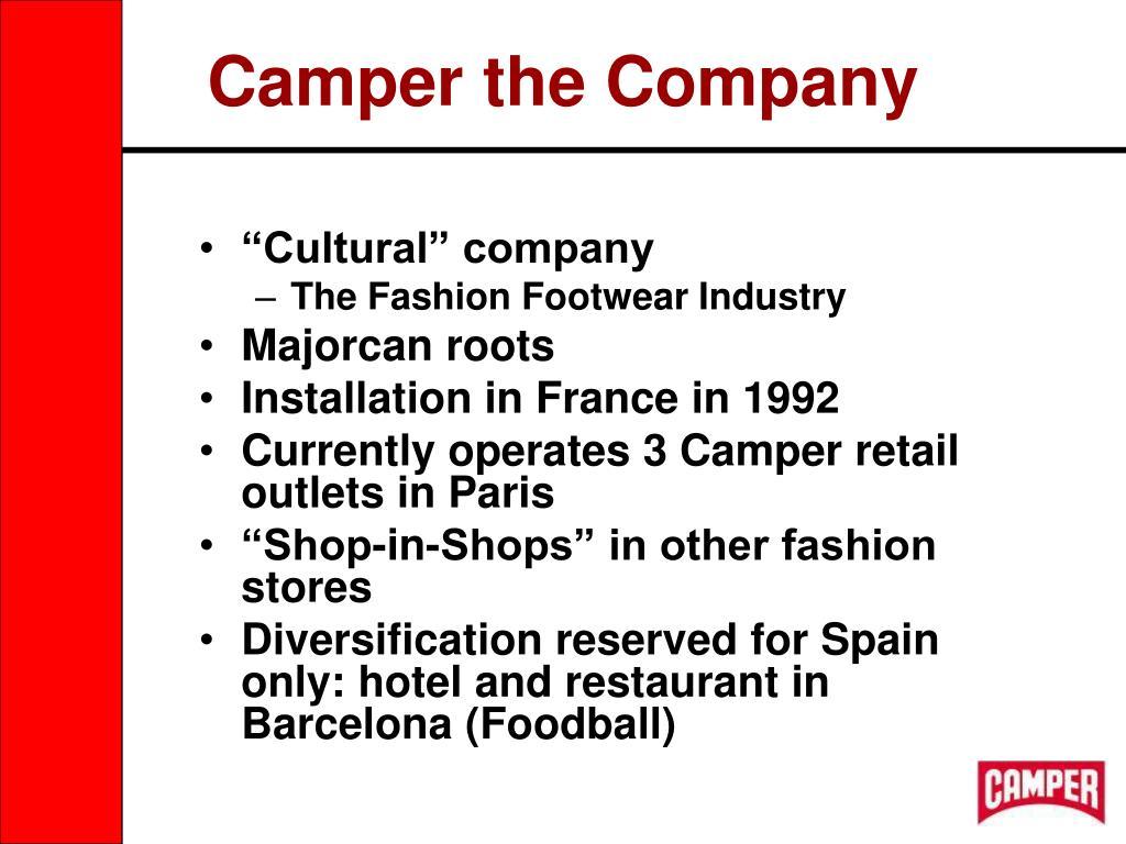 Camper the Company