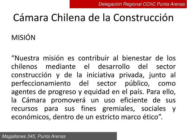 C mara chilena de la construcci n