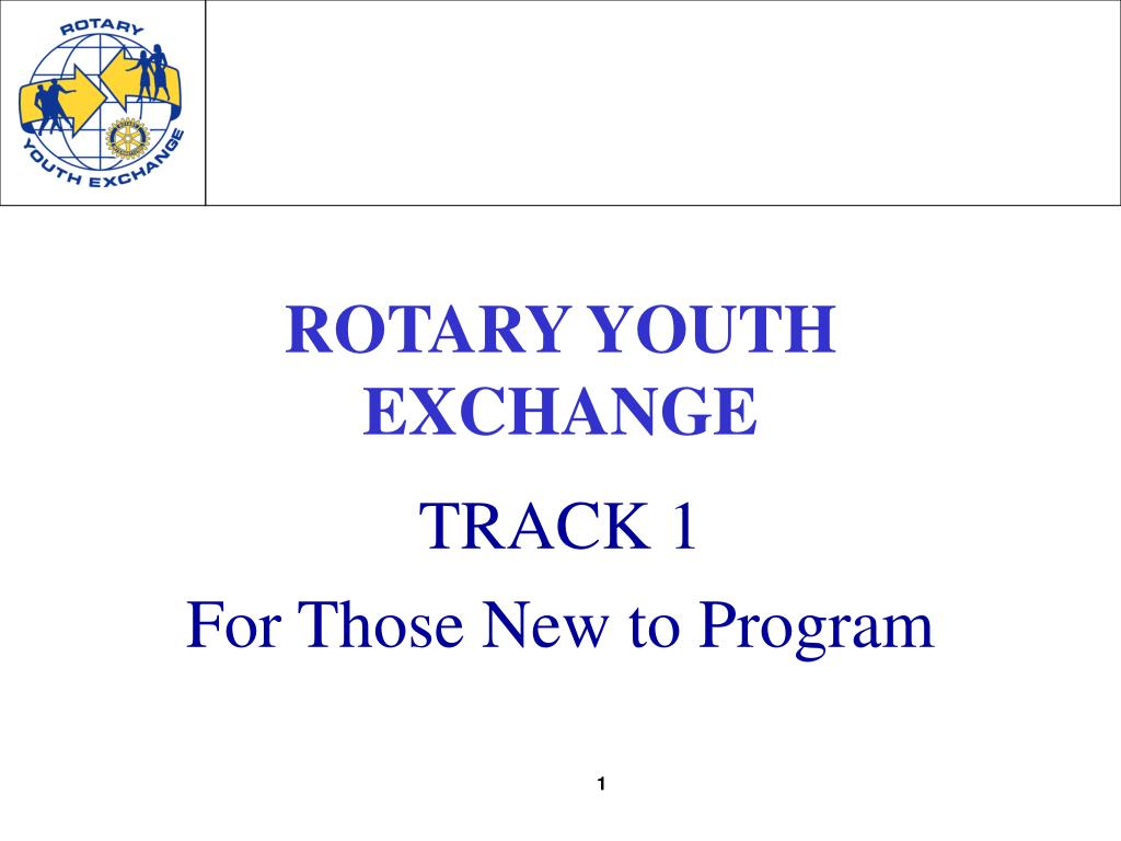 rotary youth exchange l.