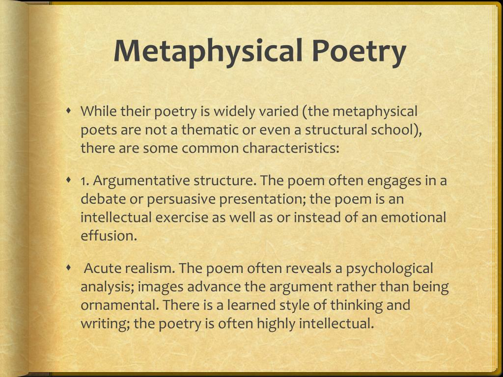 the relationship between intellect and emotion in john donnes poetry A page from the poetry through the ages emotion, and the spirit of a poem a poem written in free verse conveys a more open relationship between a poet's.