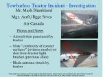 towbarless tractor incident investigation11
