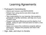 learning agreements4
