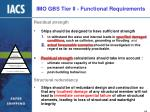 imo gbs tier ii functional requirements10