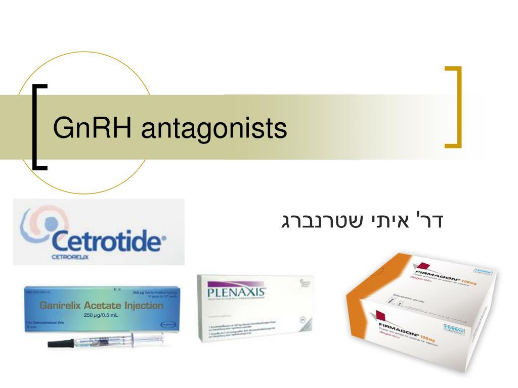GnRH antagonists