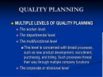 quality planning4
