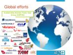 global efforts14