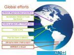 global efforts7