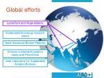 global efforts8