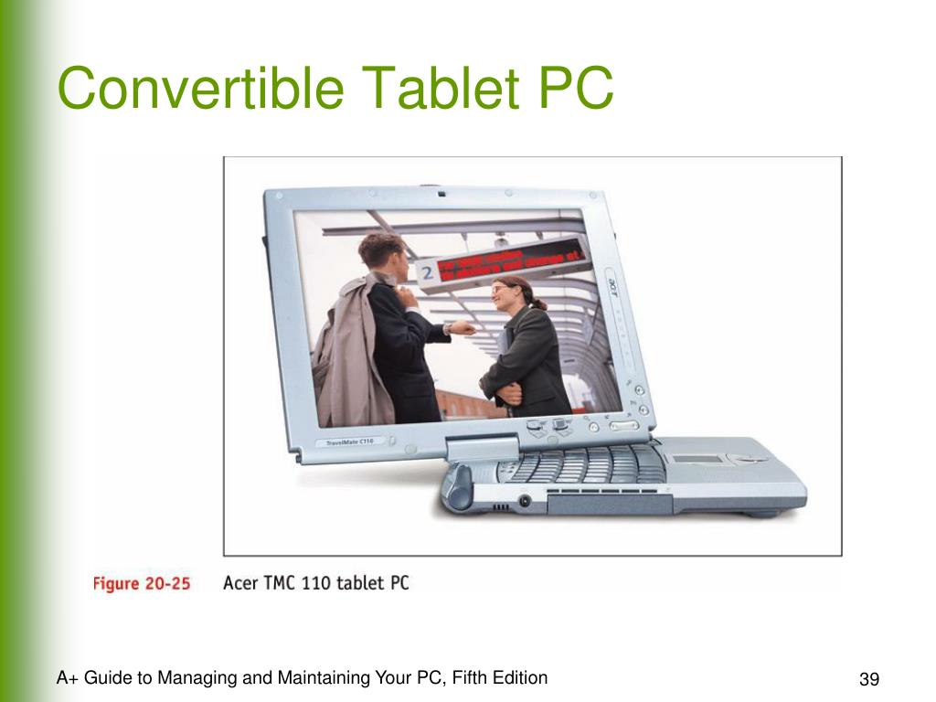 Convertible Tablet PC