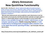 ebrary announces new quickview functionality
