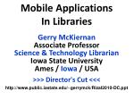 mobile applications in libraries90