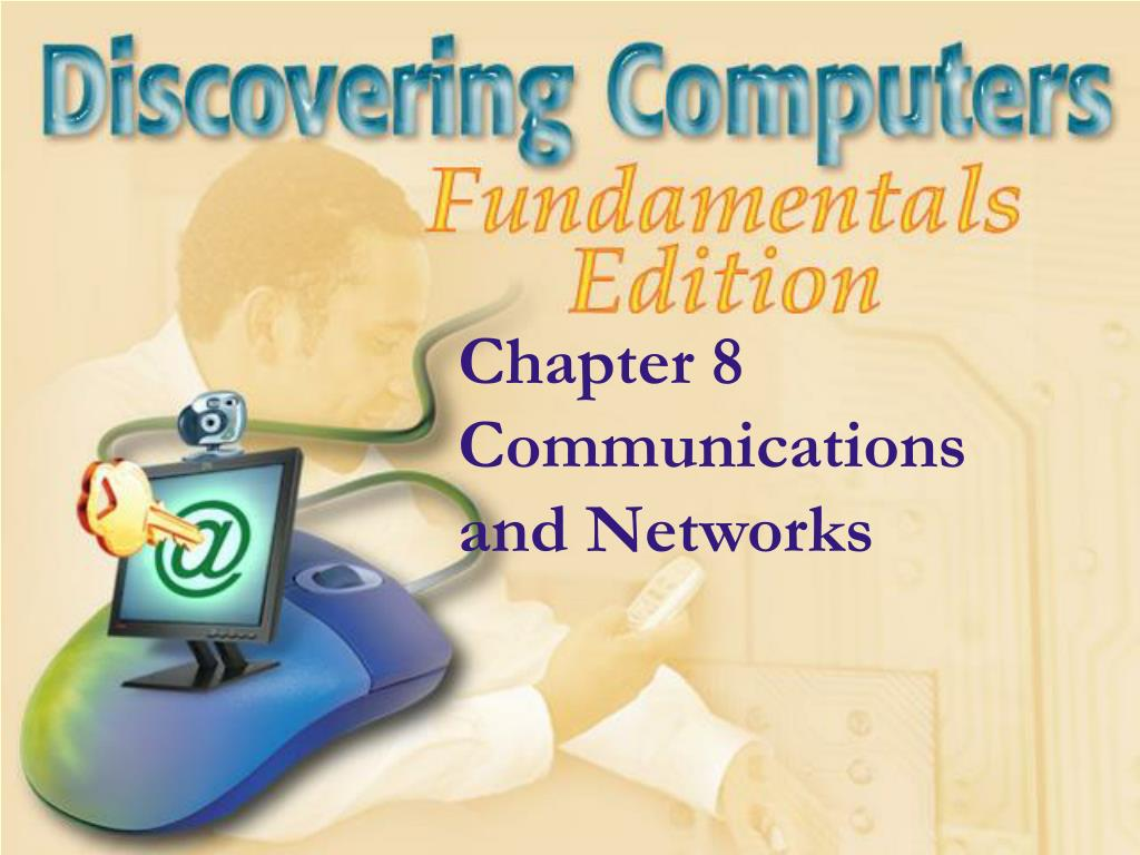 chapter 8 communications and networks l.