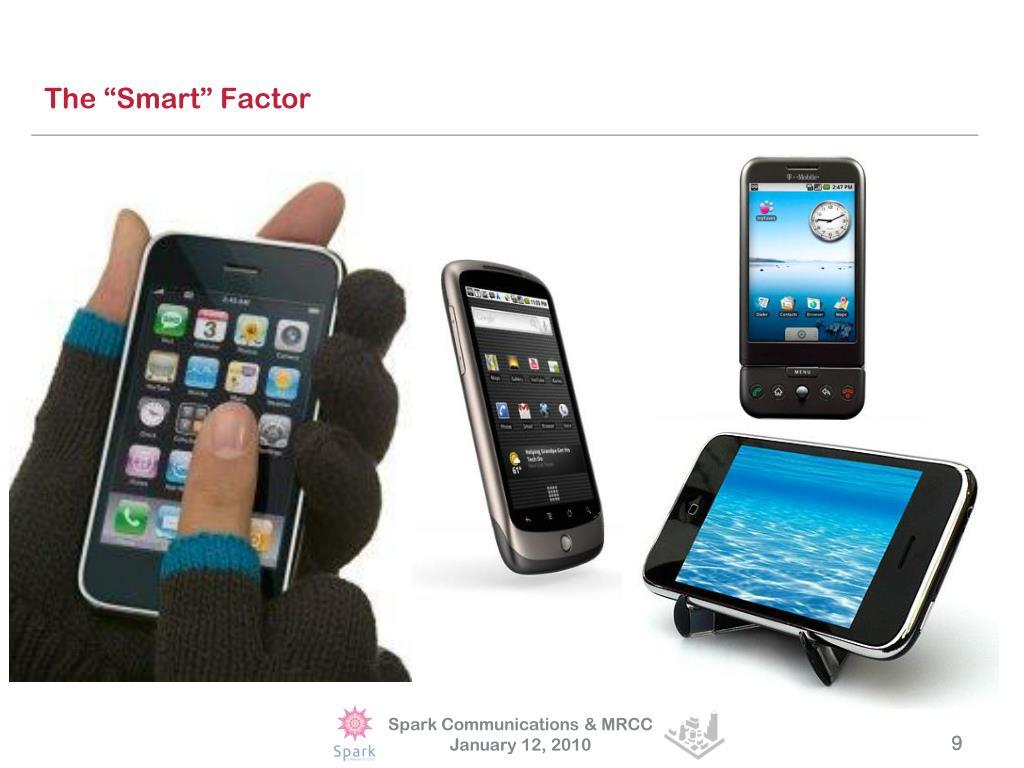 "The ""Smart"" Factor"