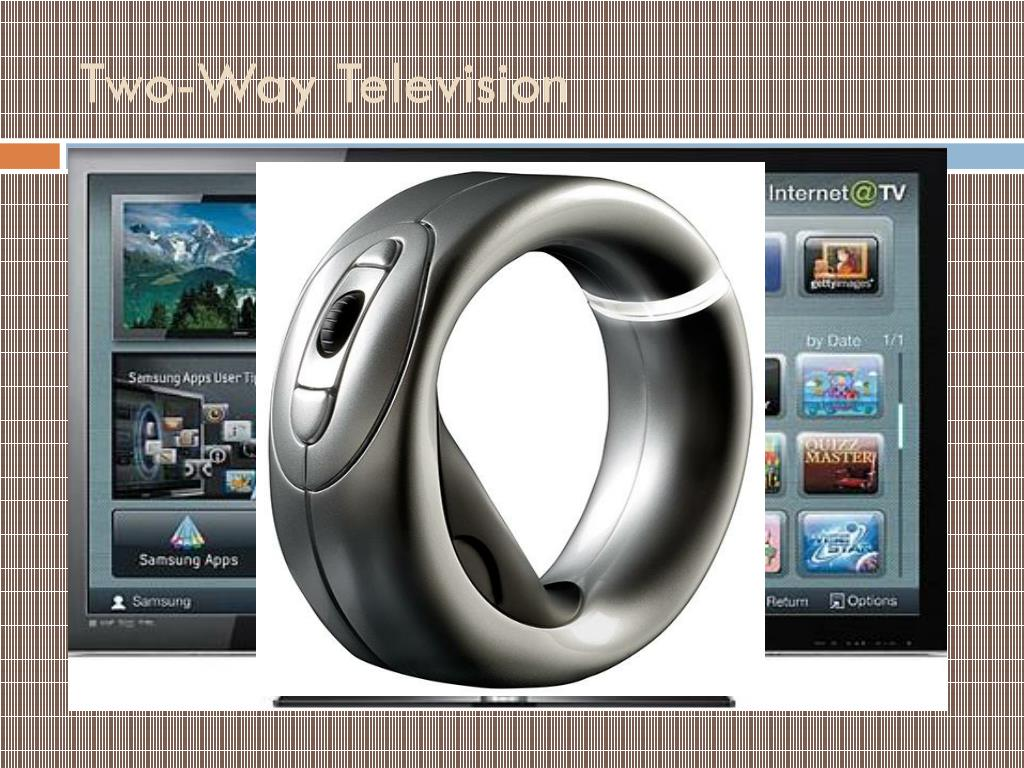 Two-Way Television