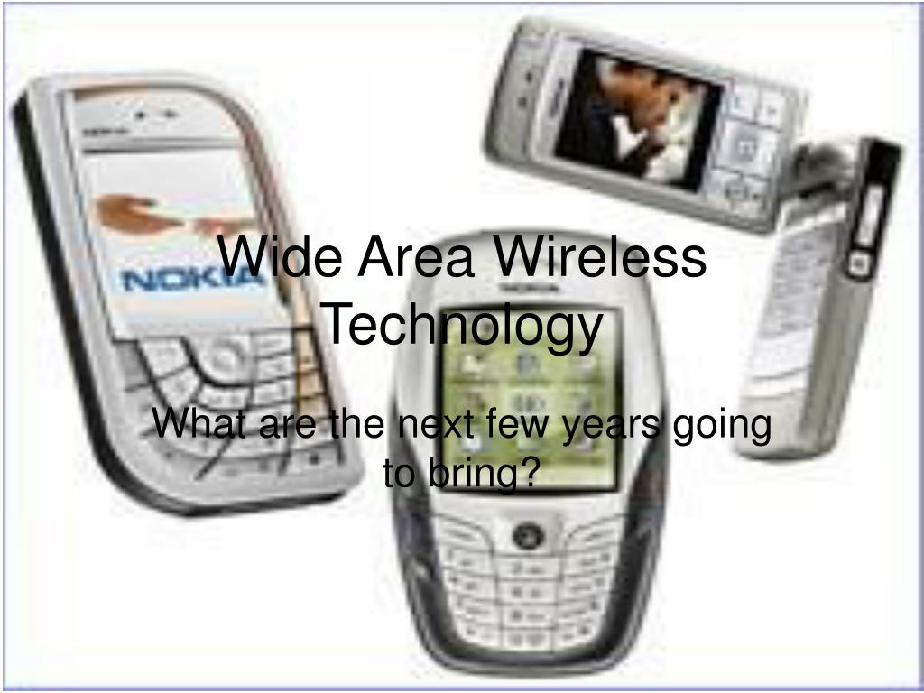 Wide Area Wireless Technology