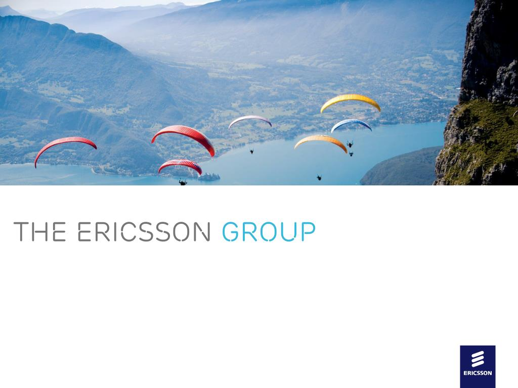 the ericsson group l.