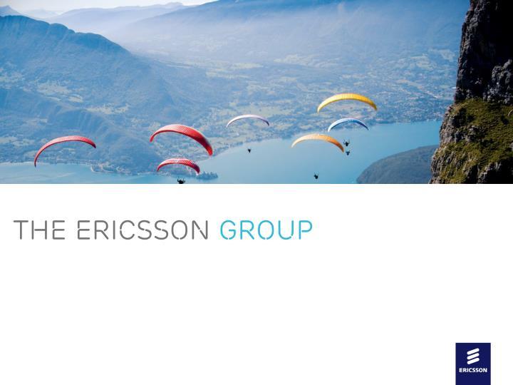 The ericsson group