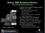 netiron xmr backbone routers data center border routing