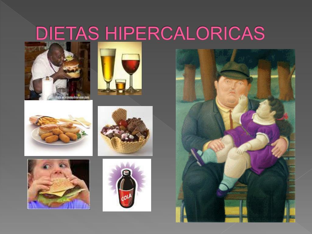 DIETAS HIPERCALORICAS