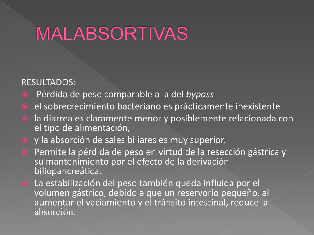 MALABSORTIVAS