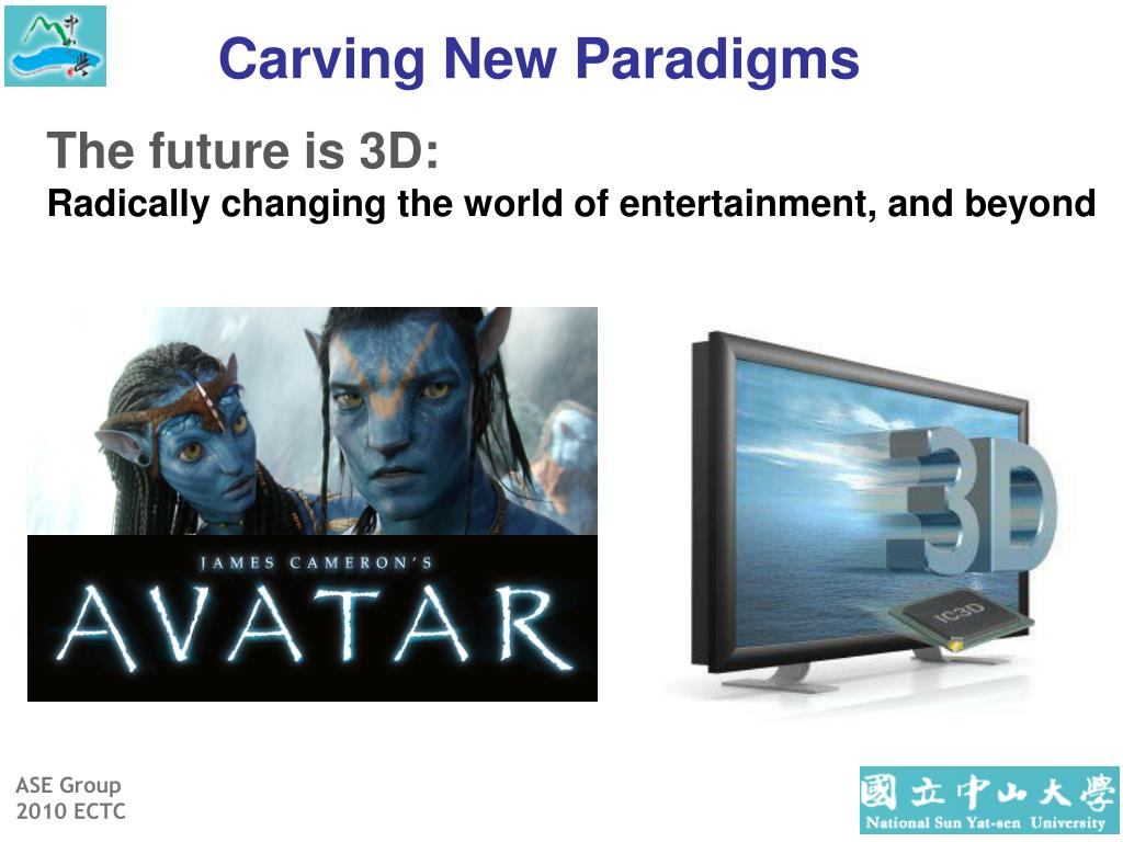 Carving New Paradigms