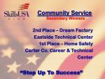 community service45