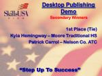 desktop publishing demo60