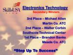 electronics technology67