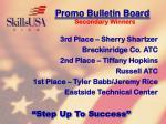 promo bulletin board117