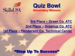 quiz bowl119