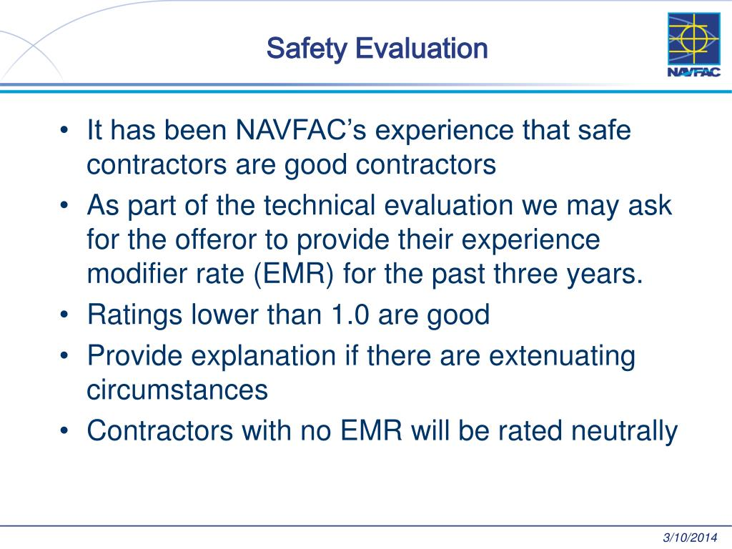 Safety Evaluation