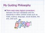 my guiding philosophy9