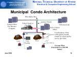 municipal condo architecture