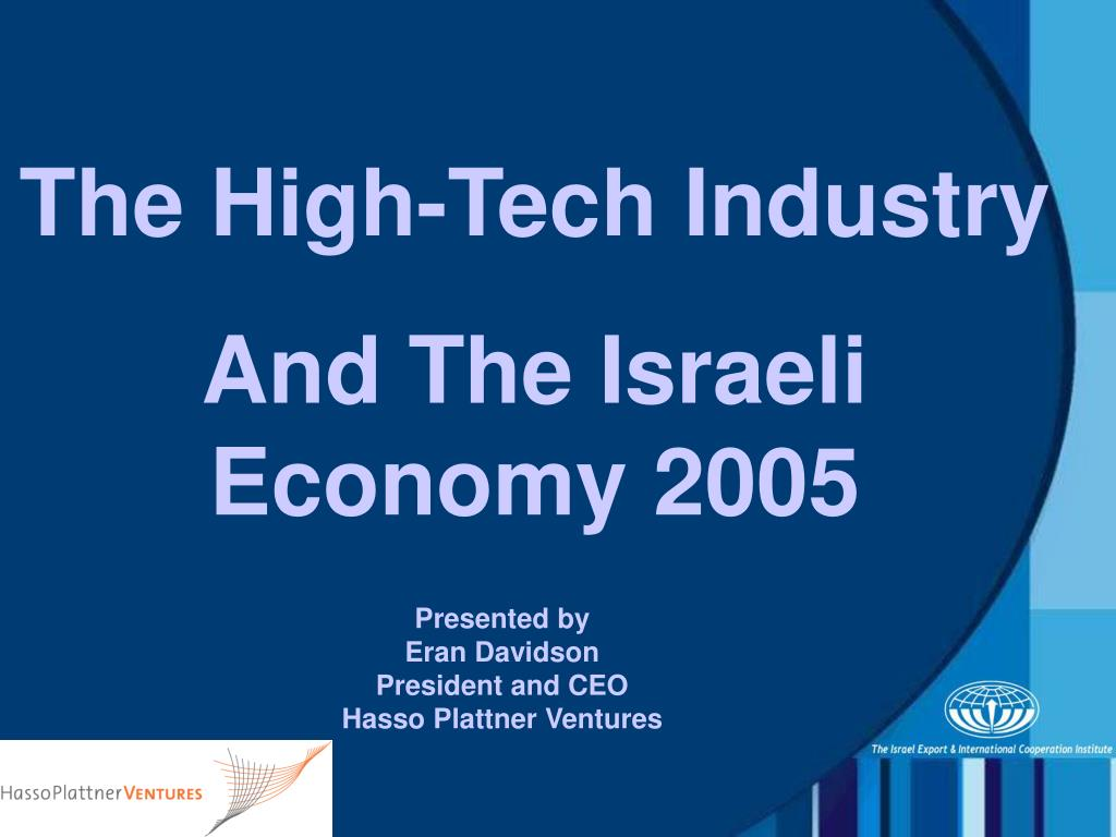 The High-Tech Industry