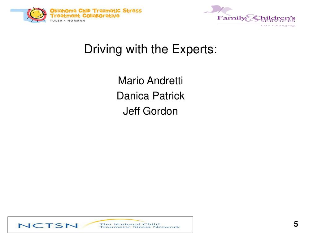 Driving with the Experts: