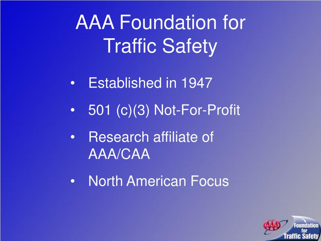 AAA Foundation for