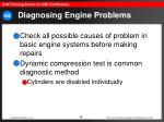 diagnosing engine problems46